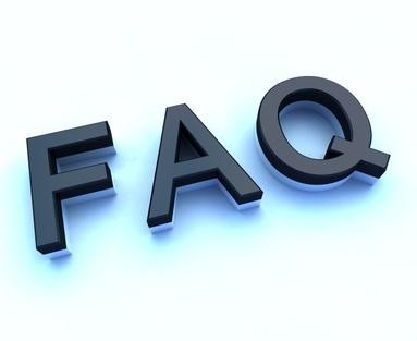 FAQ - Frequently Asked Questions - BLUERENTAL AUTONOLEGGIO